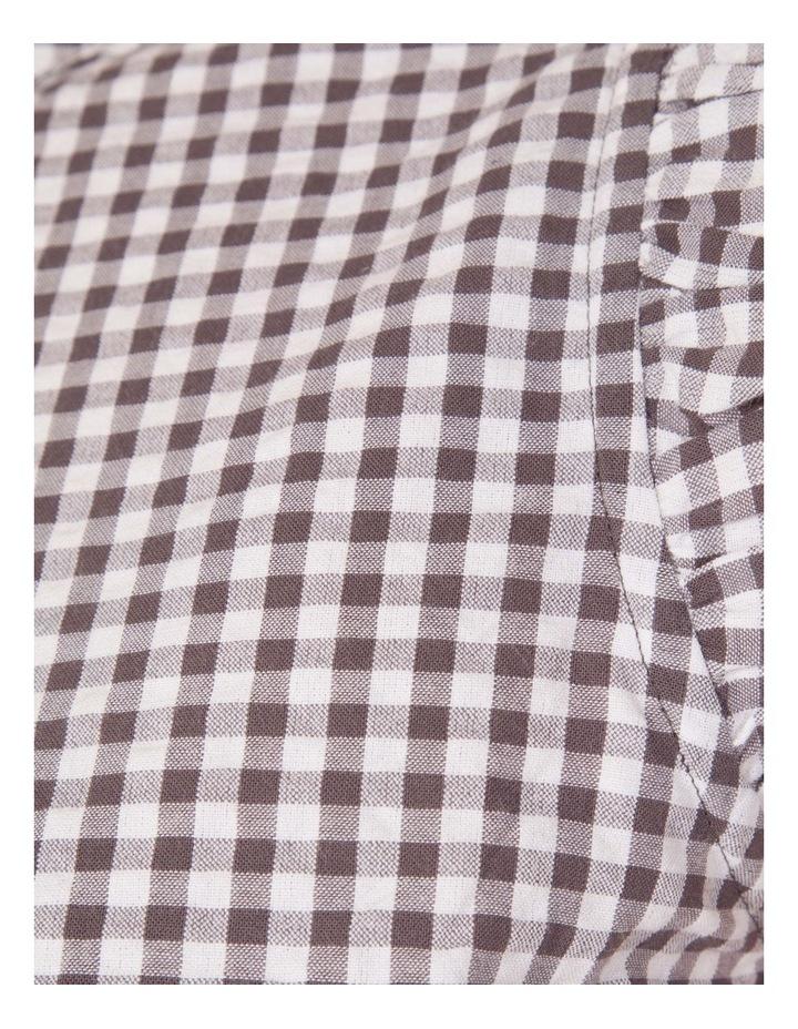 Frill Detail Sleeve Shirt image 4