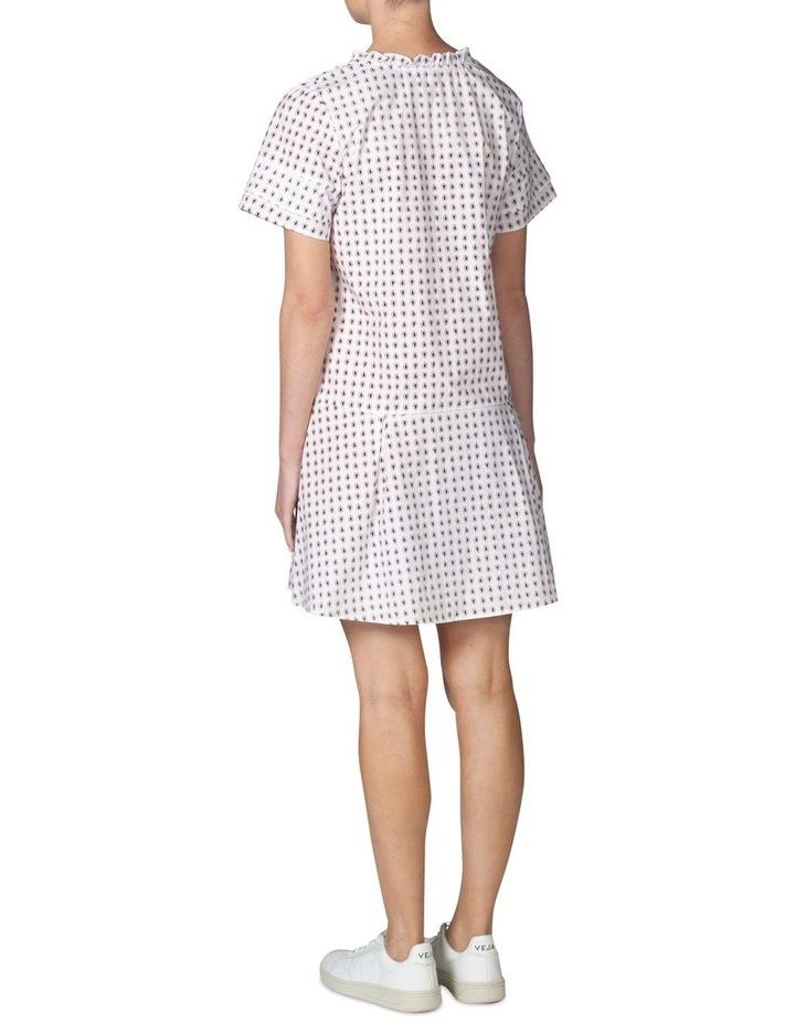 Tiered Sleeve Dropwaist Dress image 3