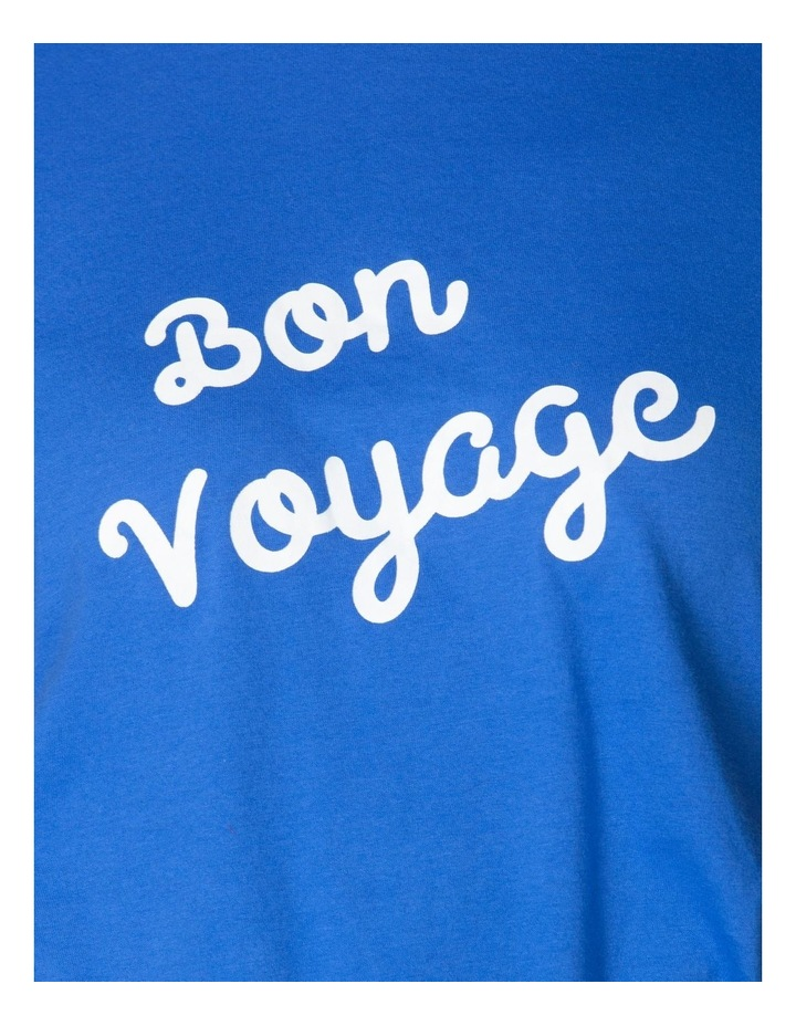 Bon Voyage Tee image 4