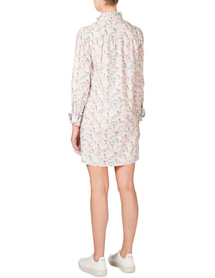 Frill Pintuck Dress (MLP) image 3