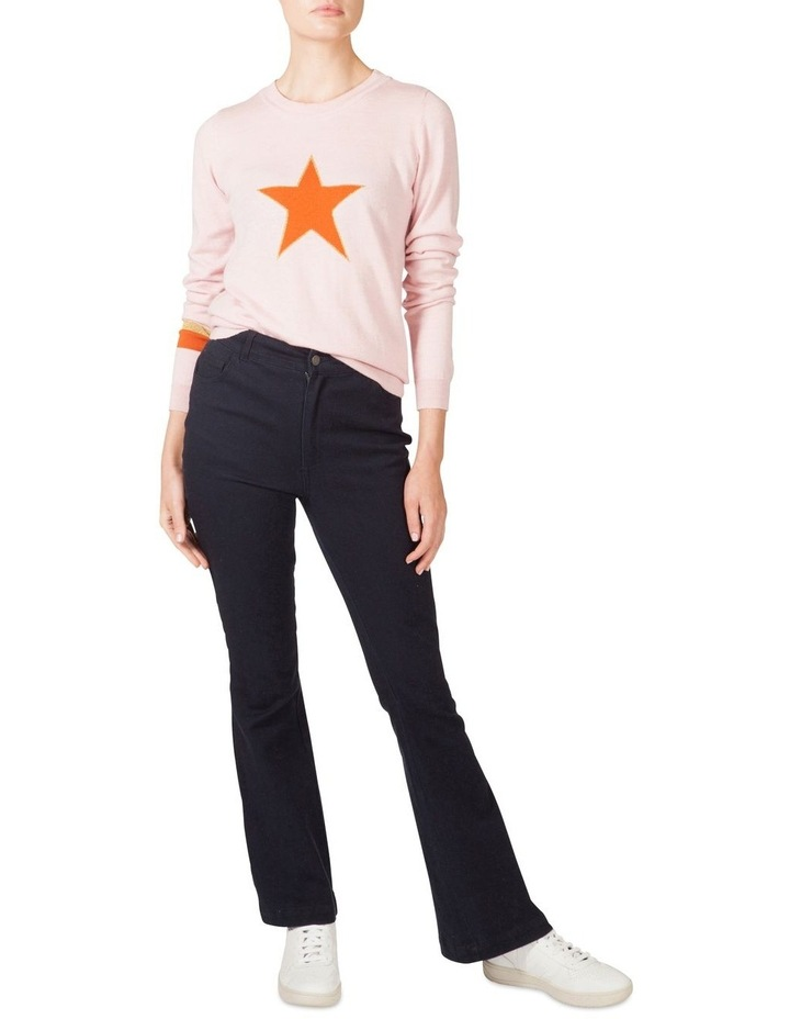 Star Intarsia Knit image 1
