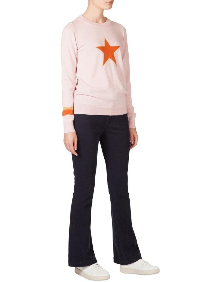 Star Intarsia Knit image 2