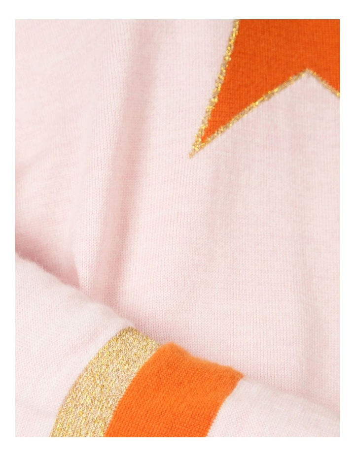 Star Intarsia Knit image 4
