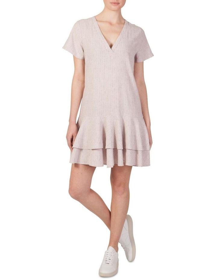 Linen Dropwaist Dress image 1