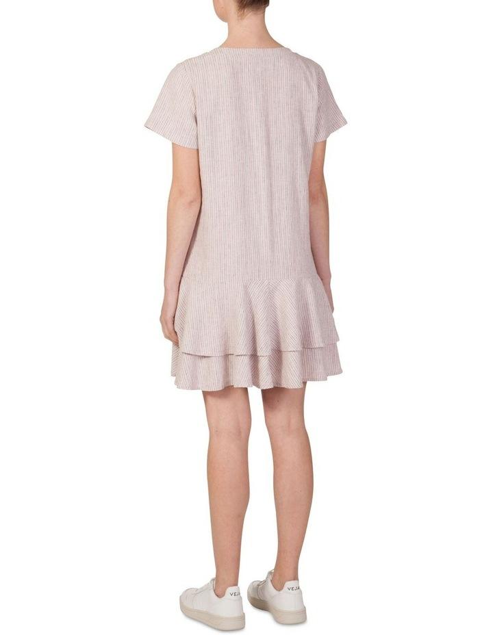 Linen Dropwaist Dress image 3