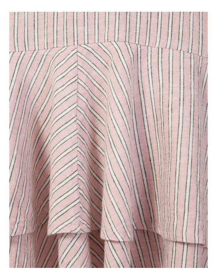Linen Dropwaist Dress image 4