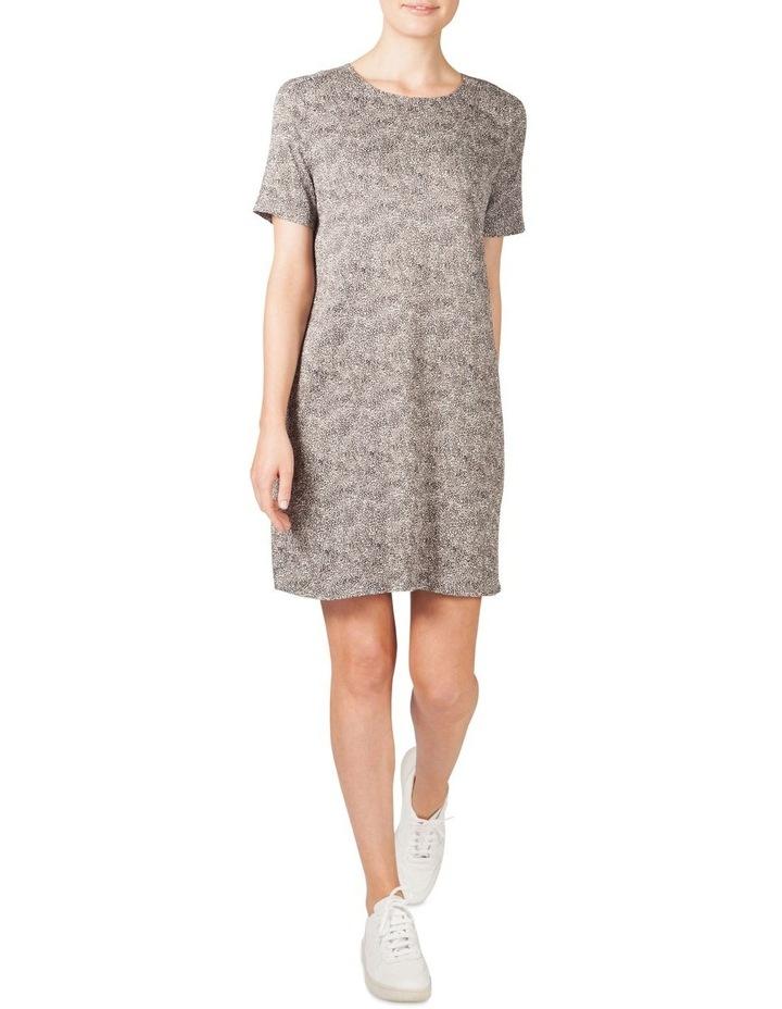 Frill V Neck Dress image 1