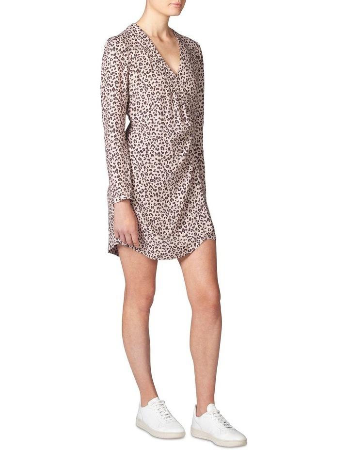 Mini Wrap Dress image 2