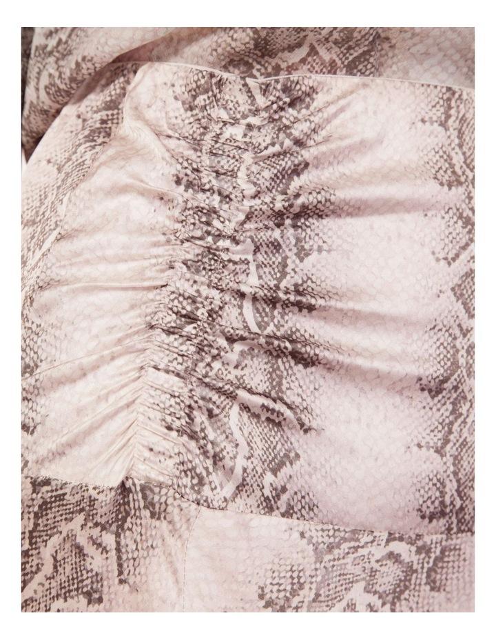 Bias Cut Split Skirt image 4