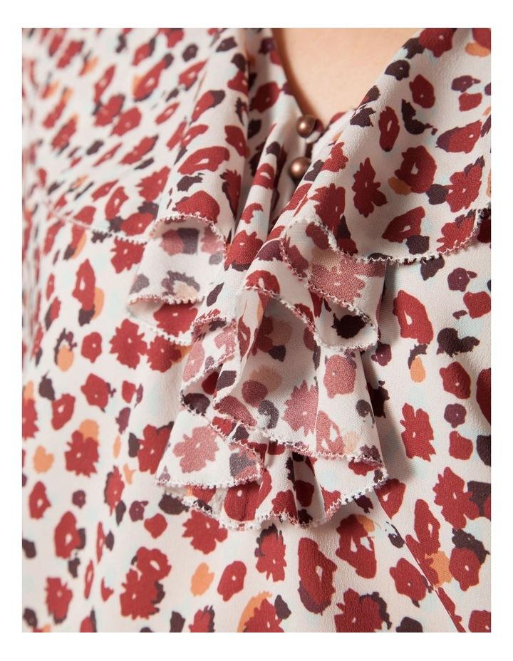 Sheer Soft Frill Shirt image 4