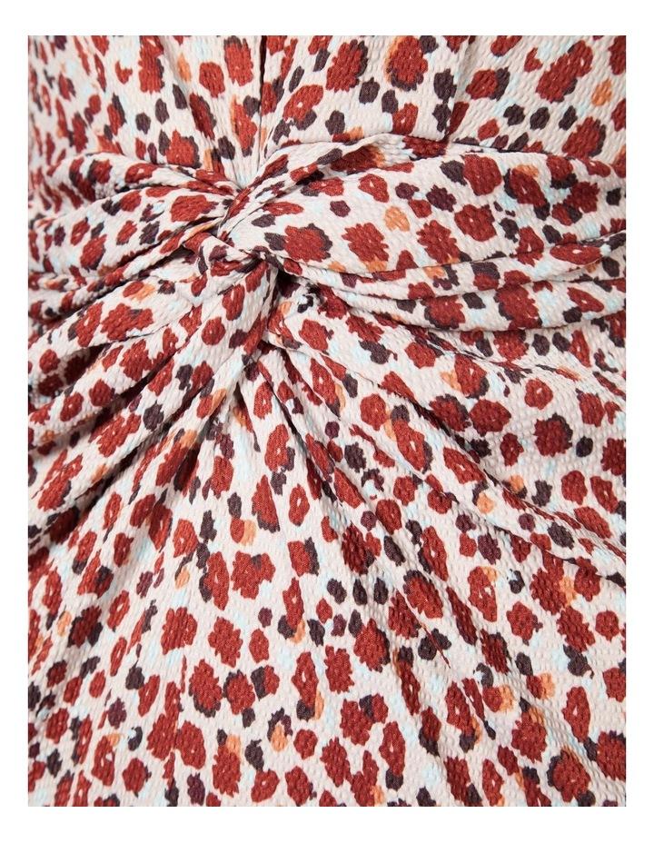 Knot Detail Dress image 4