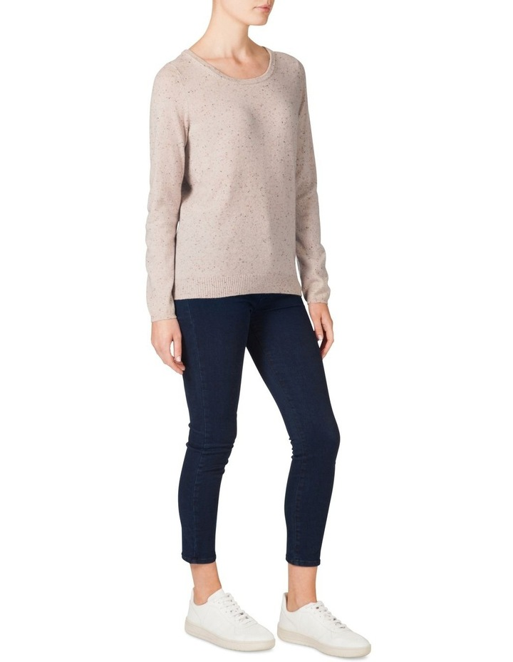 Cashmere Box Jumper image 2