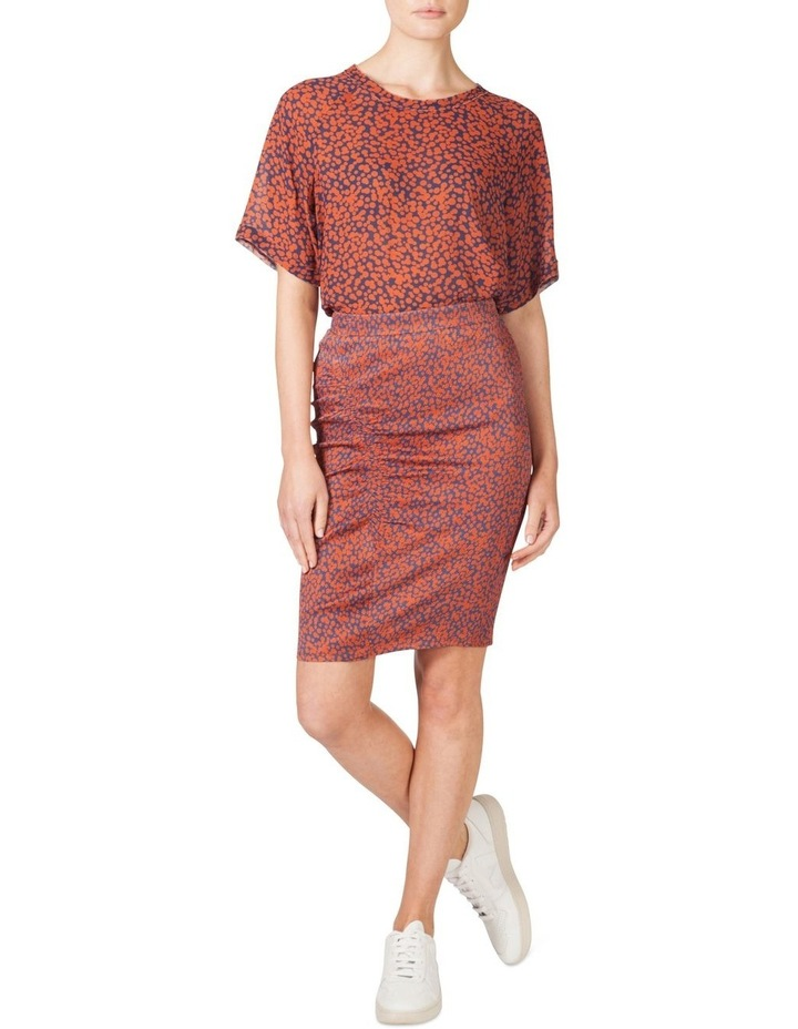 Gathered Skirt by Skin And Threads