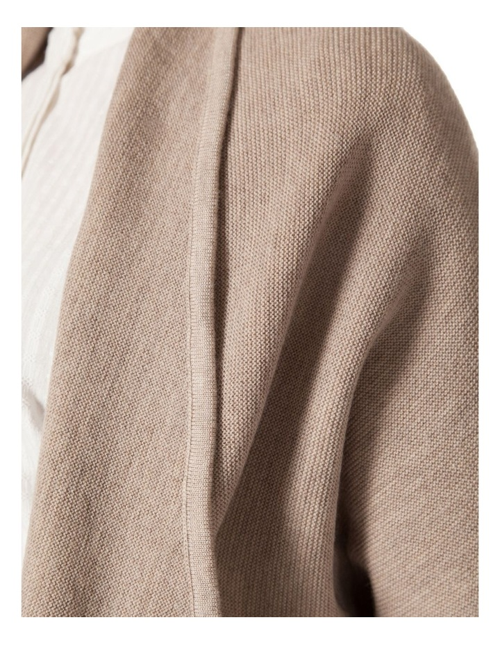 Merino Triangle Cardigan image 4