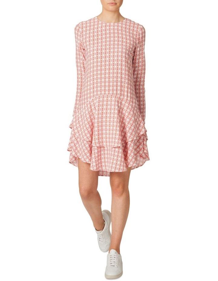Dropwaist Frill Dress image 1