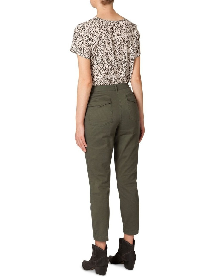 Slim Fit Cargo Pant image 3