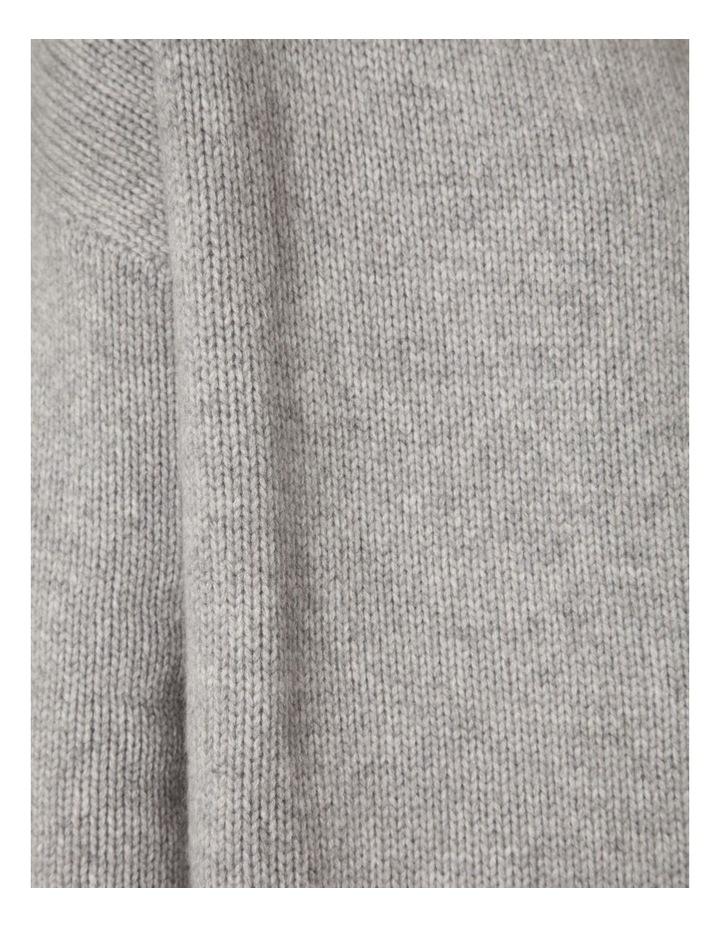 Cashmere Open Cardi image 4