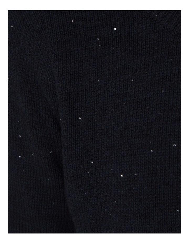 Sequin Detail Knit image 4