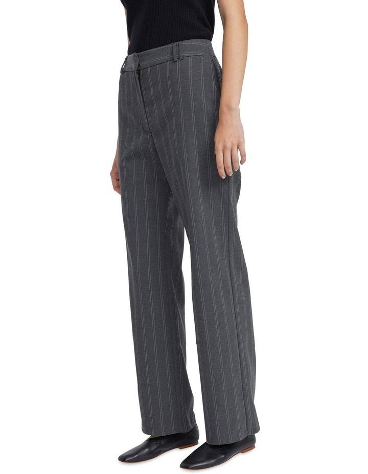 Stripe Wideleg Trouser image 2