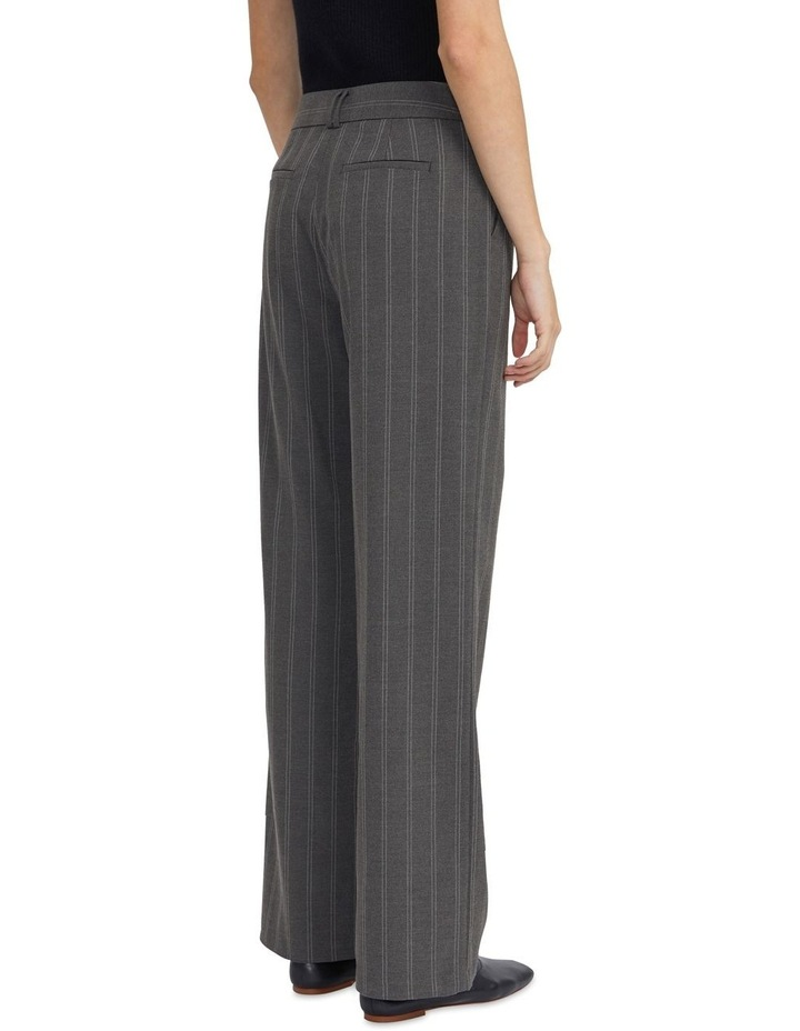 Stripe Wideleg Trouser image 3