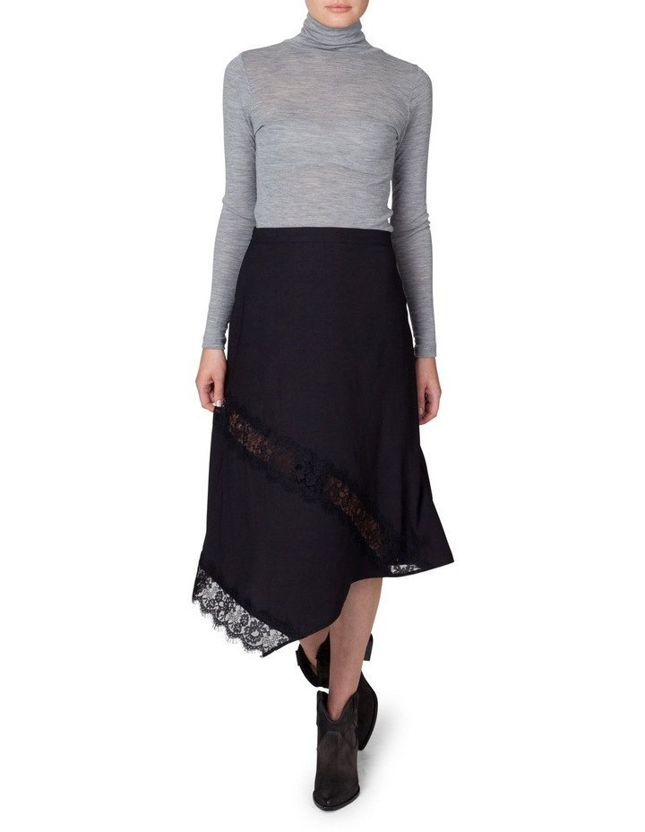 Lace Panel Skirt image 1