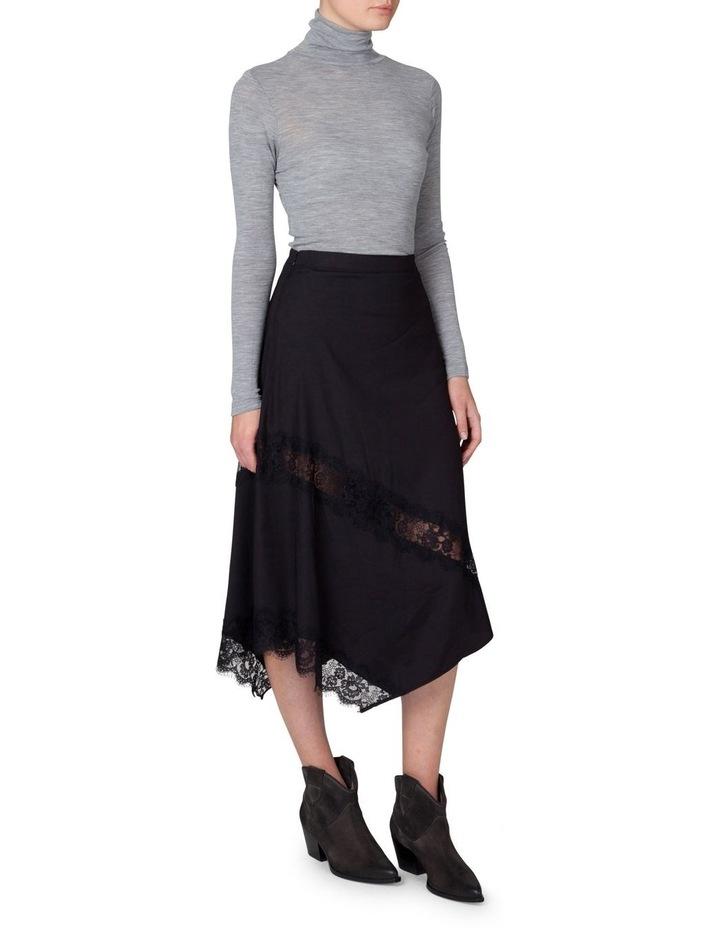 Lace Panel Skirt image 2