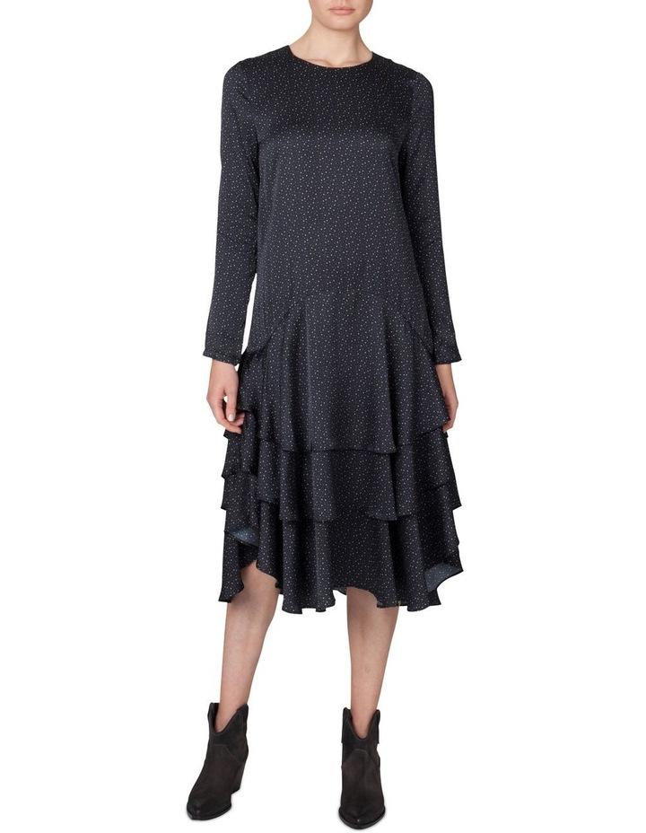 Dropwaist Tiered Dress image 1