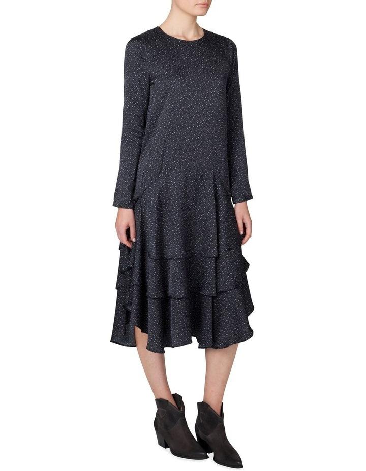 Dropwaist Tiered Dress image 2