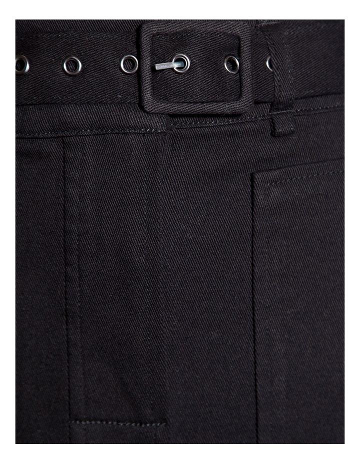 A-line Belted Skirt image 2