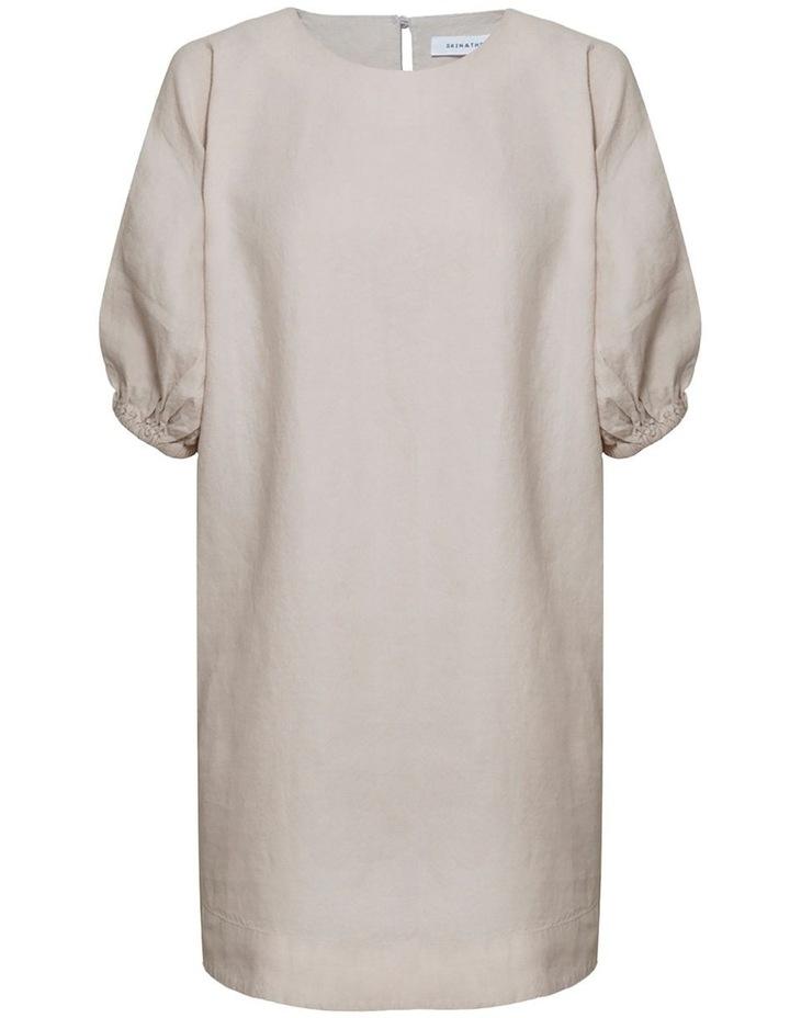 Linen Shift Dress image 1