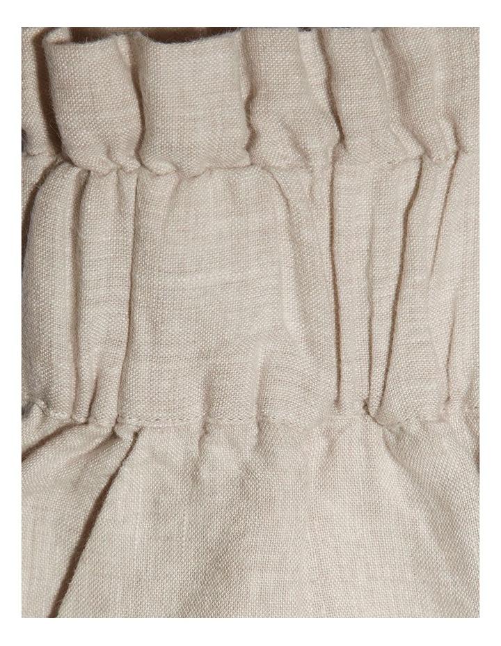 Linen Paperbag Resort Pant image 2