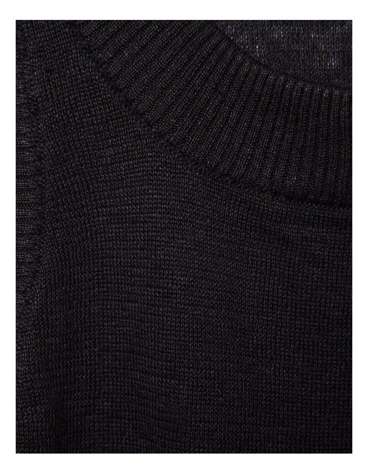 Linen Knit Tank image 2
