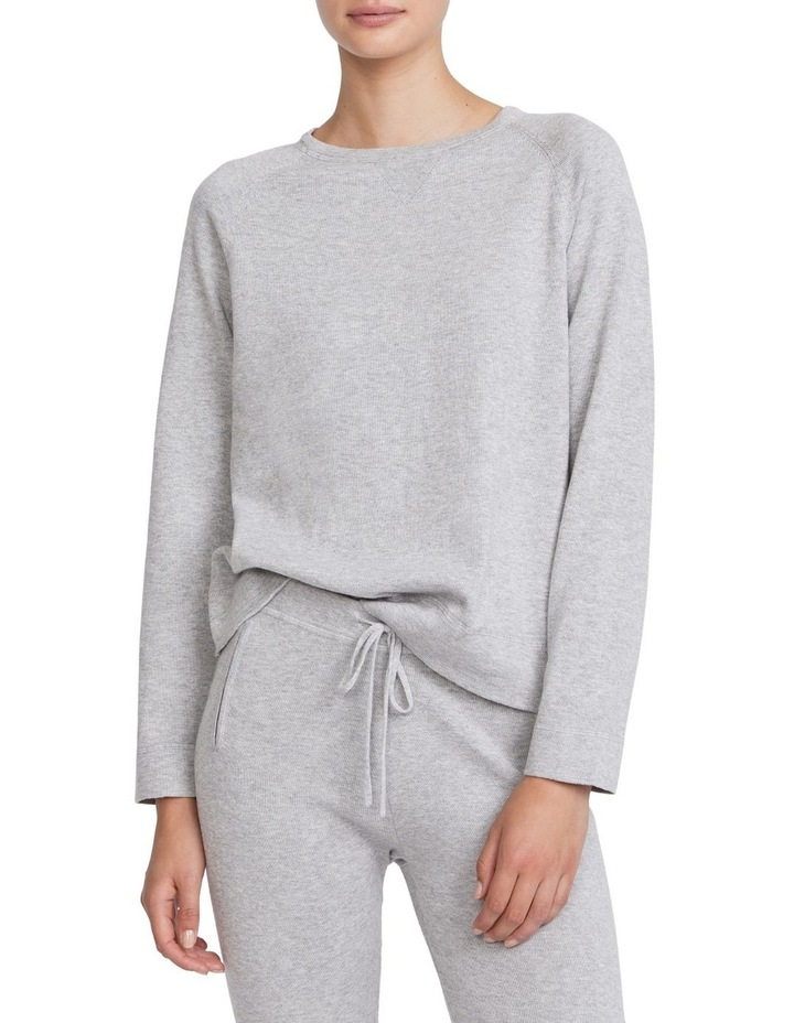Cotton Lounge Sweater image 1