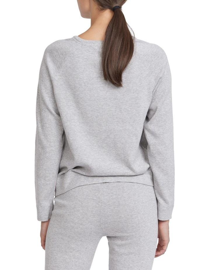 Cotton Lounge Sweater image 3