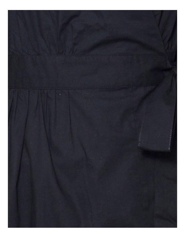 Cotton Wrap Dress image 2