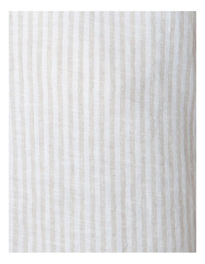 Linen Oversized Shirt image 2