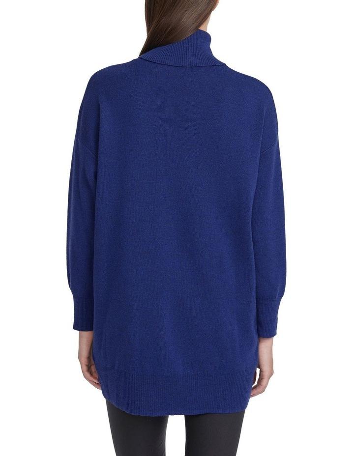 Oversized Funnel Neck Sweater image 3