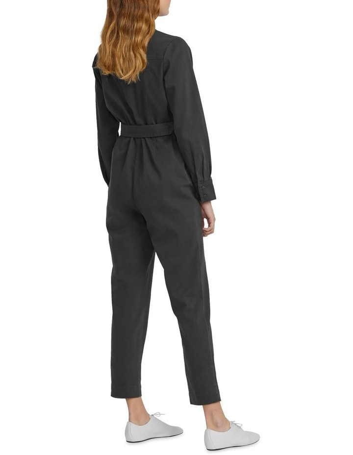 Cotton Belted Jumpsuit image 2