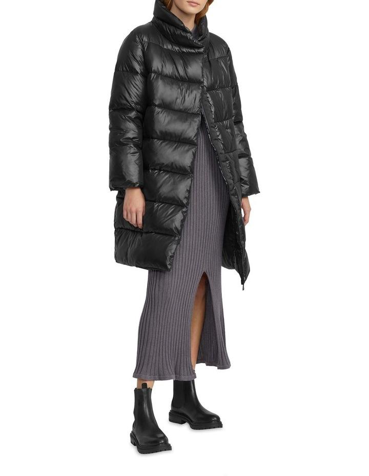 Merino Knitted Midi Skirt image 2