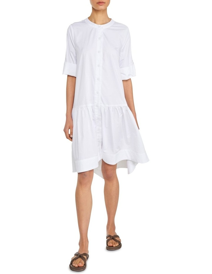 Cotton Poplin Dropwaist Dress image 1