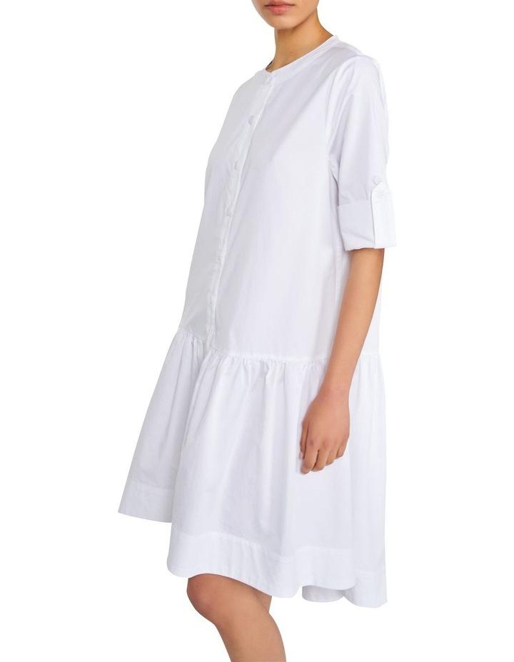 Cotton Poplin Dropwaist Dress image 2