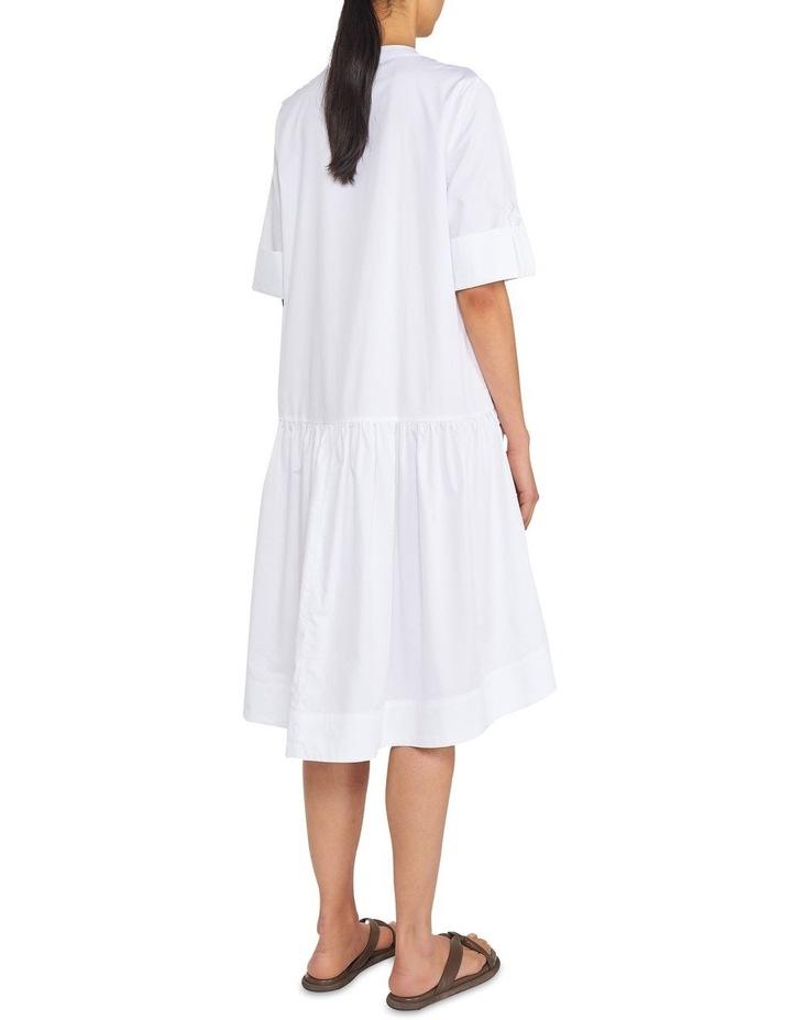 Cotton Poplin Dropwaist Dress image 3
