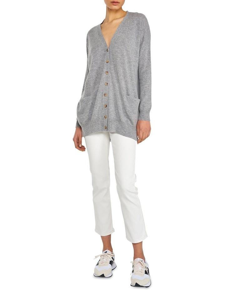 Cashmere Oversized Cardigan image 2