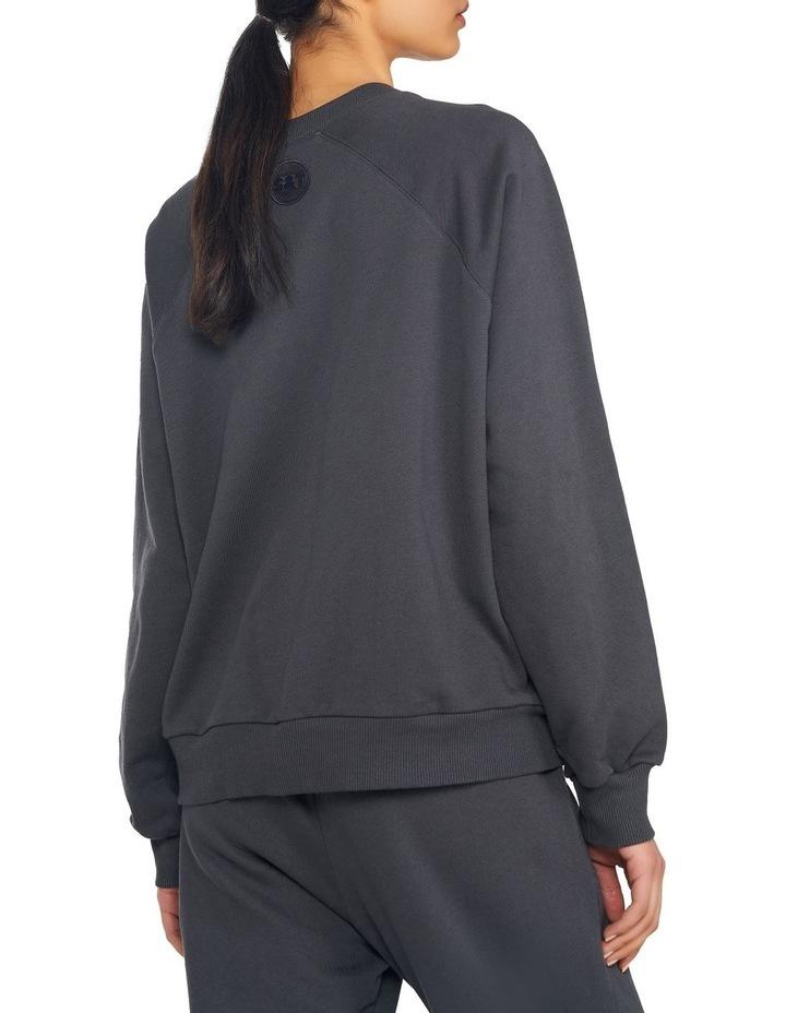 Organic Cotton Raglan Sweater image 2