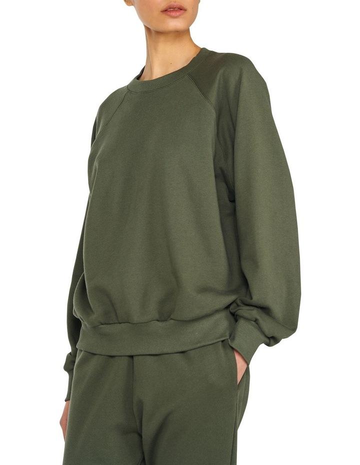 Organic Cotton Raglan Sweater image 1