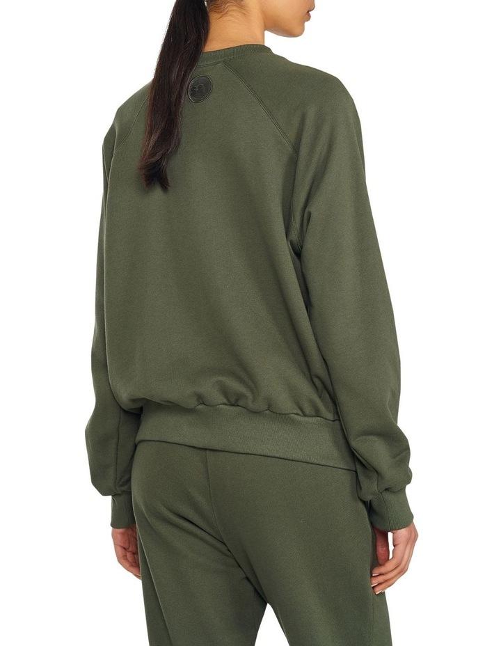 Organic Cotton Raglan Sweater image 3
