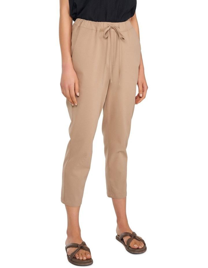 Drawstring Tapered Trouser image 2