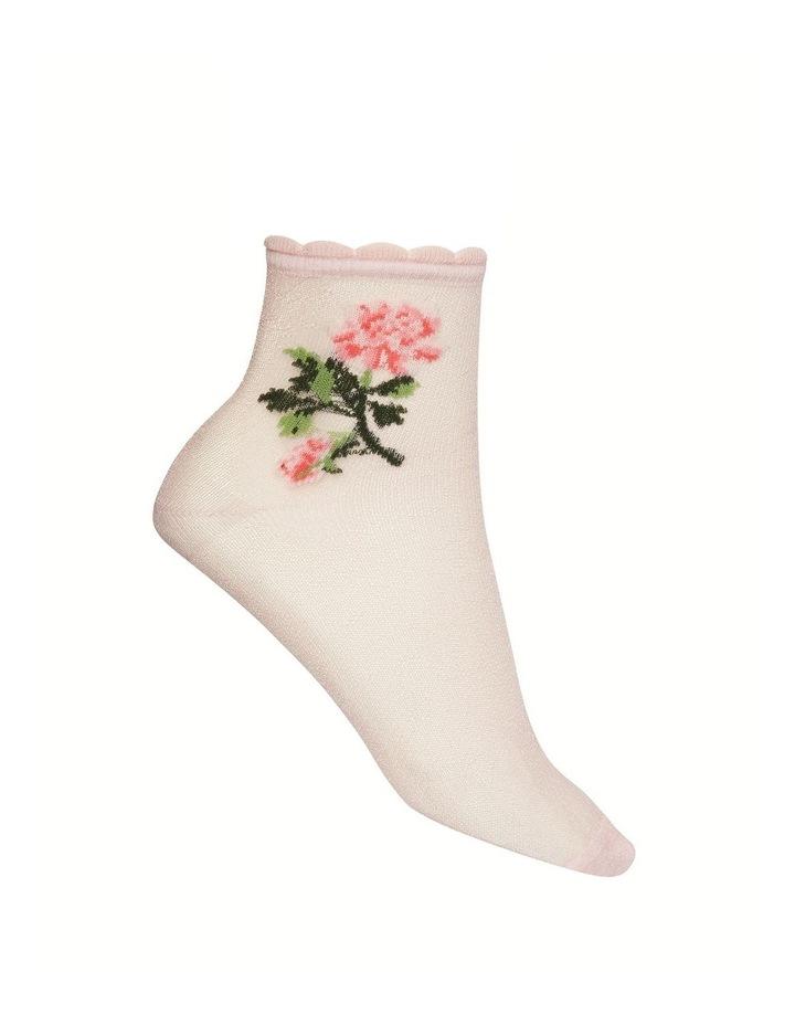 Bijou Blossom Sock image 1