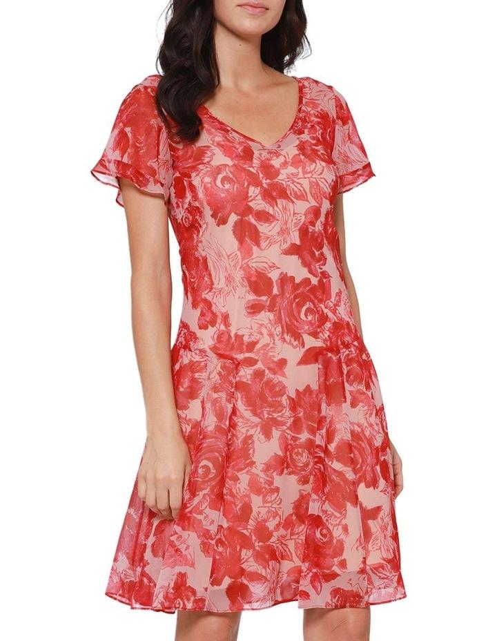 Vintage Rose Dress image 1
