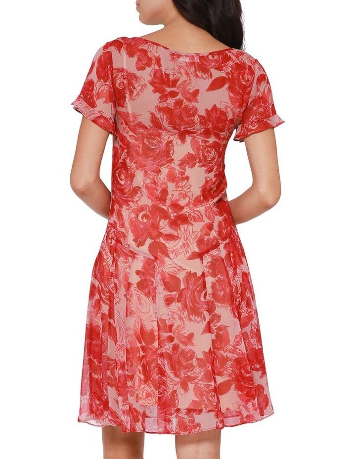 Vintage Rose Dress image 3